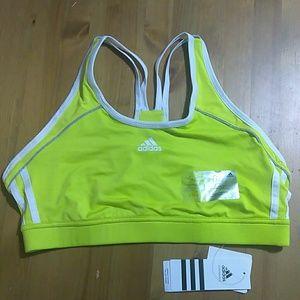 Tops - Adidas women's Sport Bra Sz L